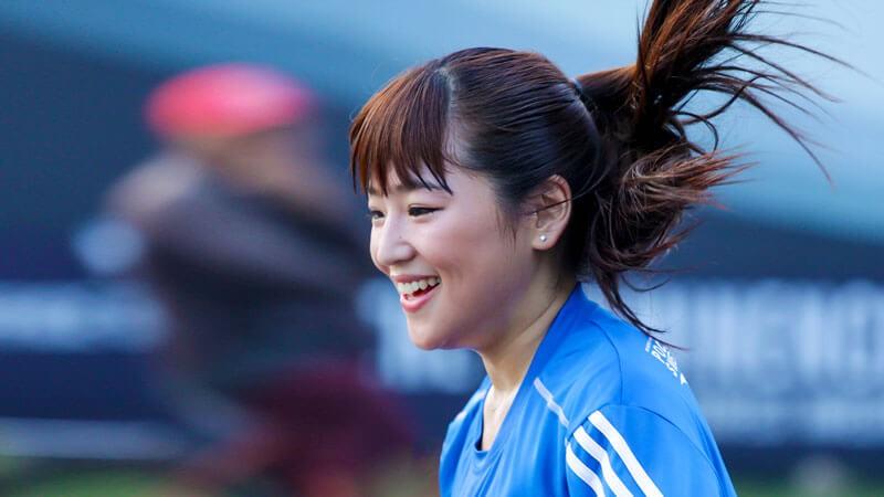 Haruka Nakagawa Tetap Sempatkan Diri Tuk Olahraga Meski Sibuk