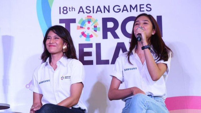 Artis Yang Dipilih Tuk Membawa Obor Di Asian Games 2018