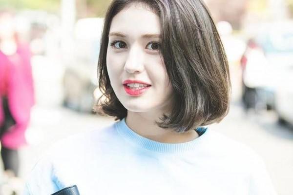 Penampilan Terbaru Jeon Somi Dengan Rambut Pendek