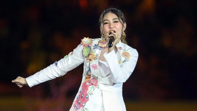 Alasan Via Vallen Harus Lip Sync Di Pembukaan Asian Games 2018
