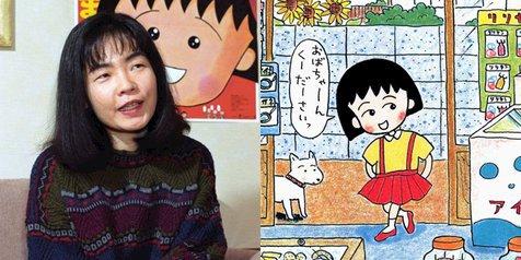 Momoko Sakura, Pencipta Chibi Maruko Chan Meninggal Dunia