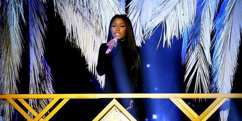 Penjualan Tiket Anjlok, Nicki Minaj Batalkan Konser
