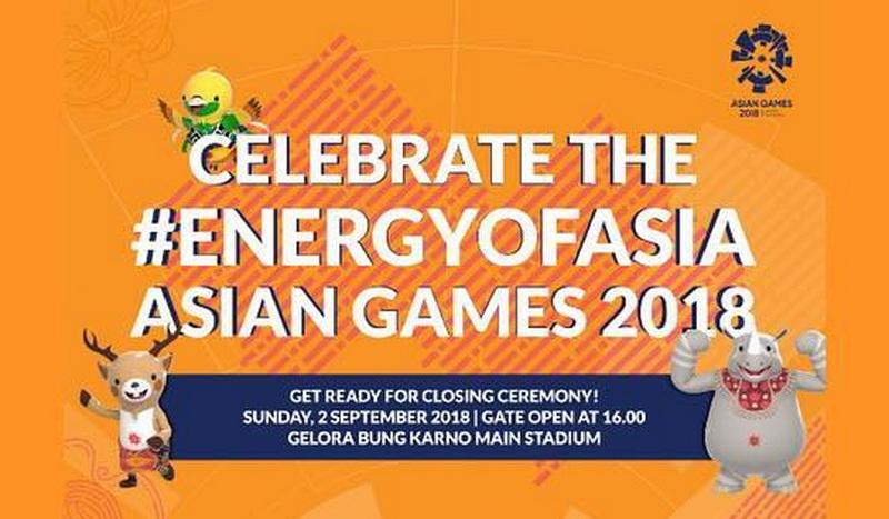 Super Junior Akan Tampil Dalam Closing Ceremony Asian Games 2018