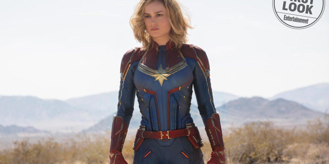Intip Penampakan Brie Larson Dalam Film Terbarunya Captain Marvel