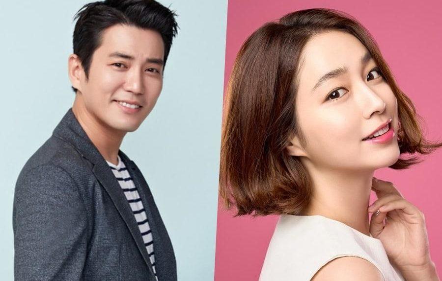 Drama Terbaru Joo Sang Wook Dan Lee Min Jung