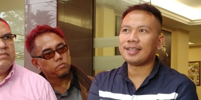 Vicky Penuhi Panggilan Polisi Dan Yakin Angel Lelga Jadi Tersangka