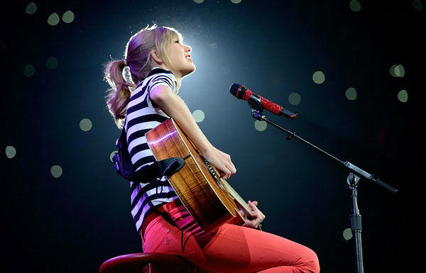 Fakta Menarik Taylor Swift