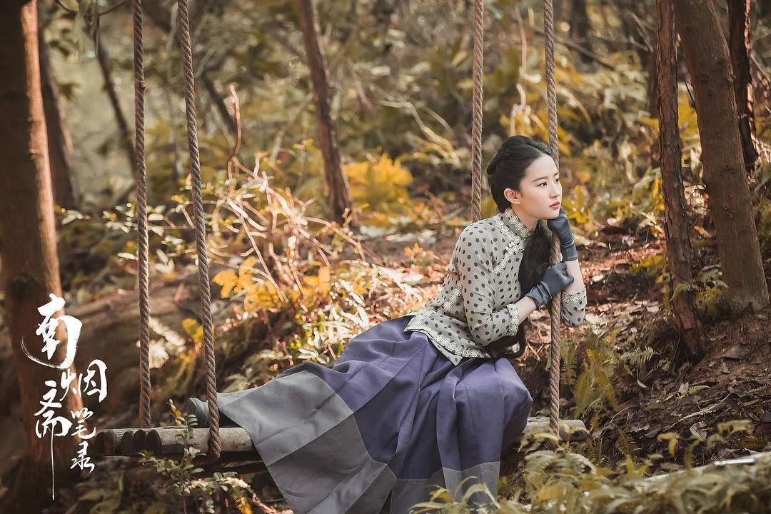 Liu Yifei Aktris Cantik Pemeran Tokoh Mulan