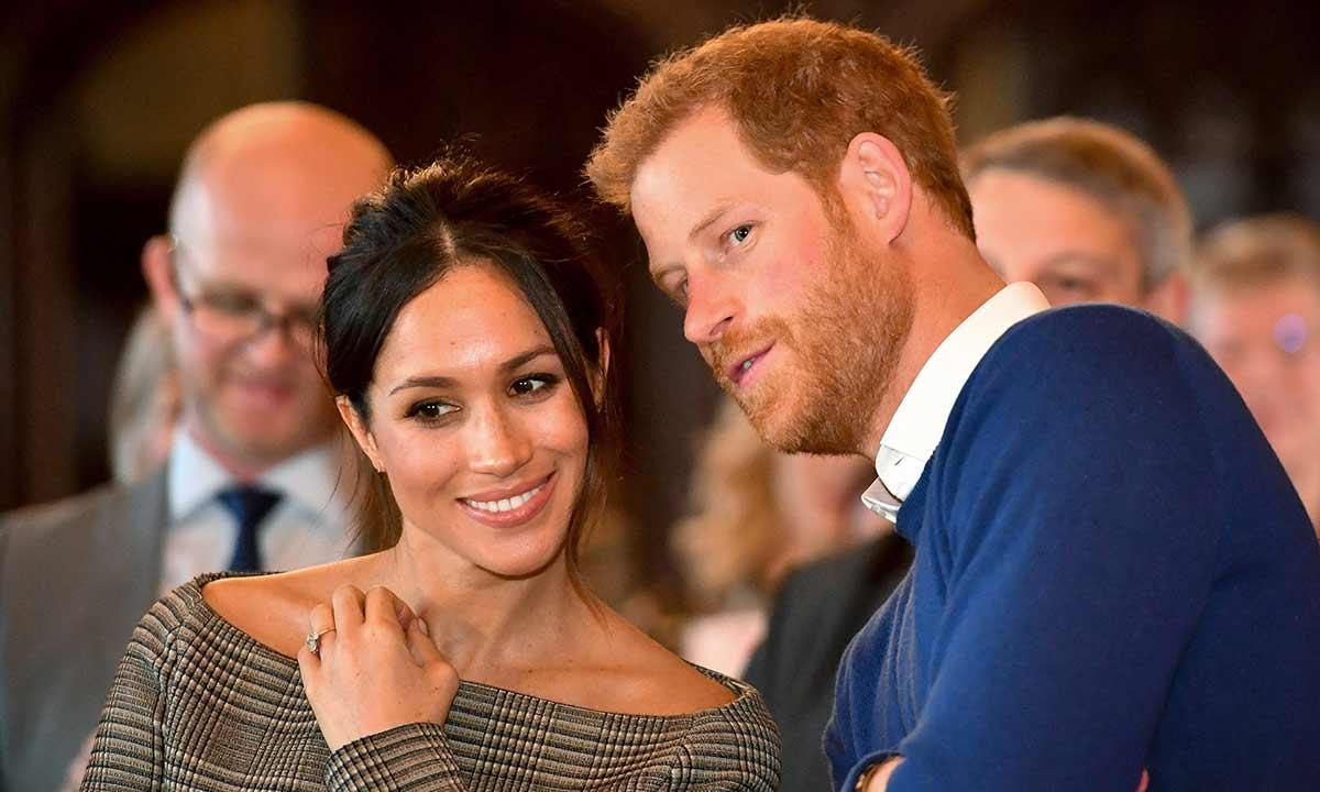 Cantiknya Megan Markle Di Acara Ultah Ratu Elizabeth II