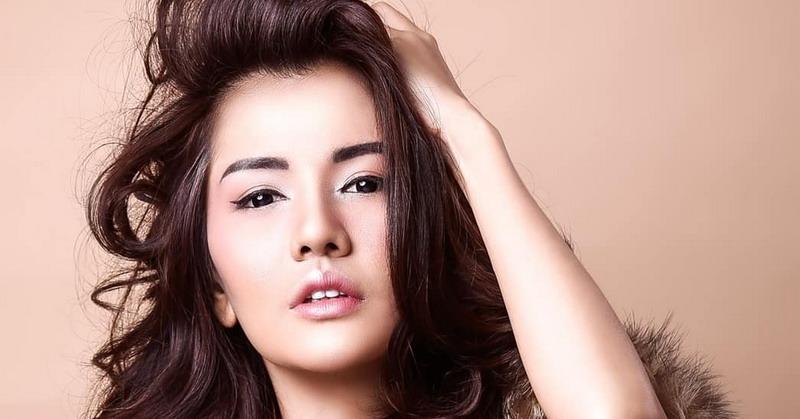 Anggia Chan, Sosok Kekasih Baru Vicky Prasetyo