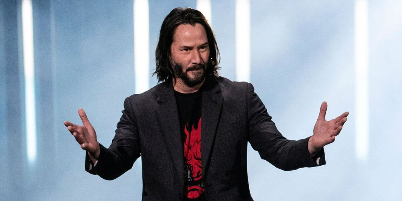 Kojima Ingin Bekerja Dengan Keanu Reeves