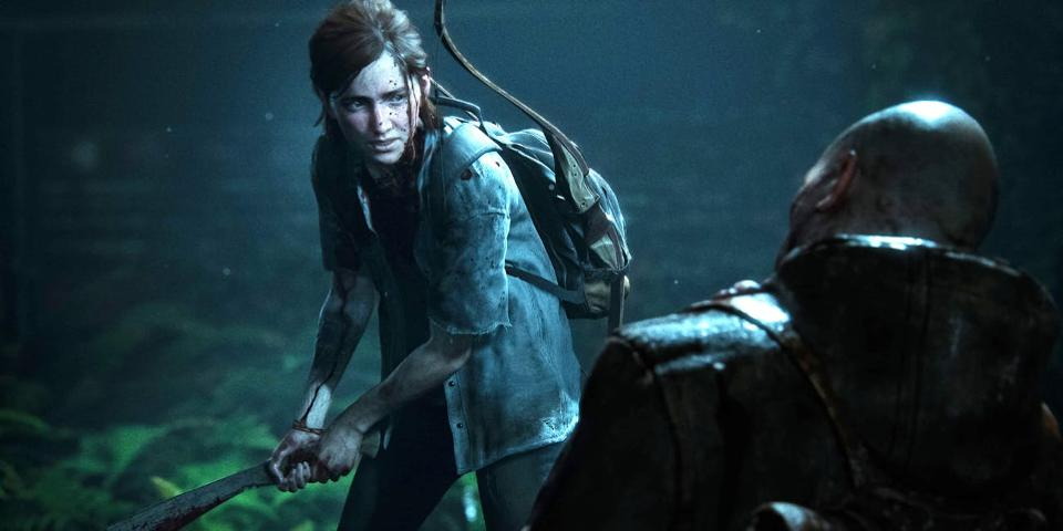 THE LAST OF US 2 TIDAK ADA MENU MULTIPLAYER