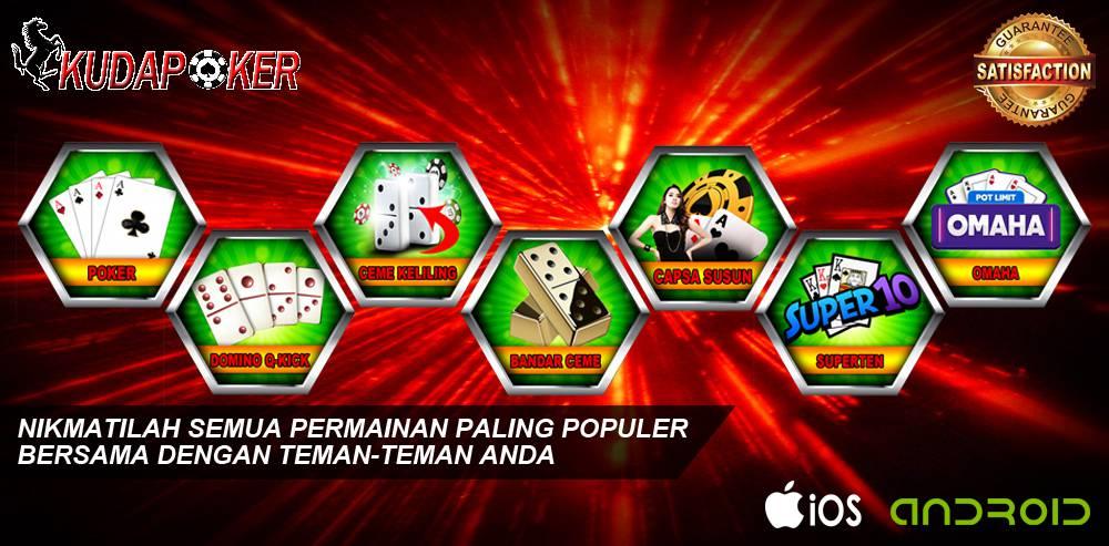 Istilah Dan Tips Bermain Taruhan Idn Poker Di KudaPoker