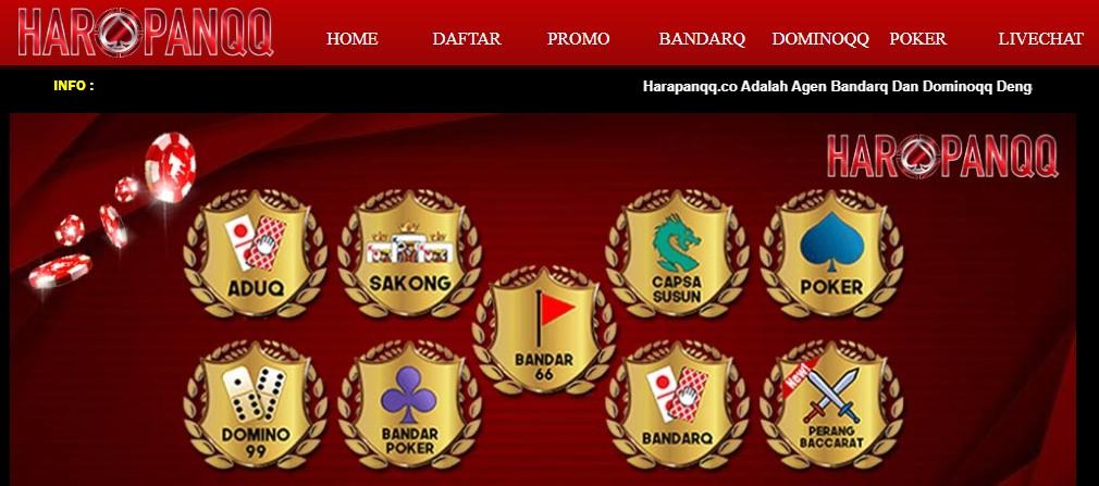 Harapanqq Situs Judi Pkv Games Banyak Permainan