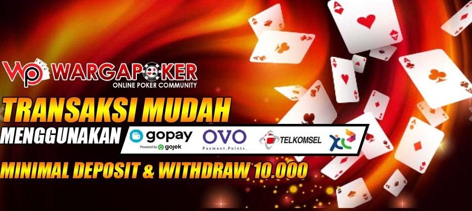 Wargapoker Idn Poker Online Terbaik Resmi 2020