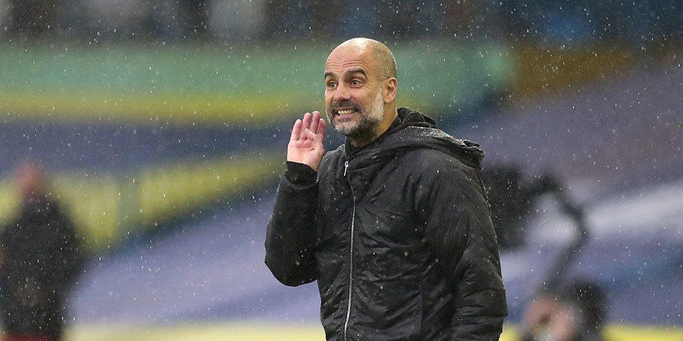 Pep Guardiola Paparkan Argumen Kenapa Musim Ini Raheem Sterling Jarang-jarang Main