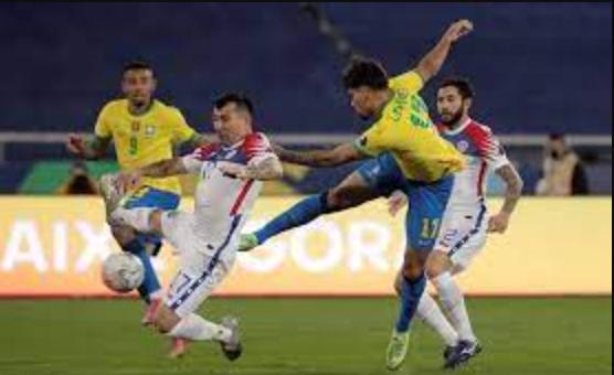Brasil Menang 1-0 Dari Chile
