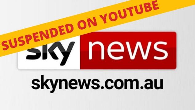 Channel Sky News Australia Milik Murdoch Di Suspend Youtube